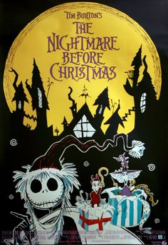 nightmare before christmas  )