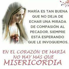* Dulce Corazón de María. *