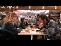 """""""When Harry Met Sally"""" - a 1989 American romantic comedy film written by Nora Ephron and directed by Rob Reiner. It stars Billy Crystal as Harry and Meg Ryan as Sally."""