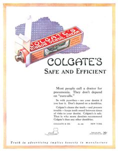 Colgates - 19220400 Modern Priscilla