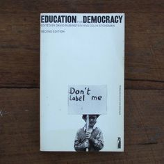 Education for Democracy
