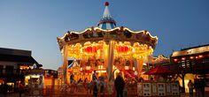 Pier 39- San Francisco Carousel