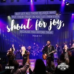 """Shout for joy, For the Son of God Is the Saving One!""  #Sing #Praise #Jesus #WorshipWednesday #Joy #Worship #SACornerstone #SATX #Texas"