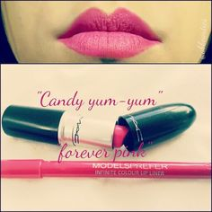 Candu yum yum by M.A.C     Follow me on instagram @abbeauties