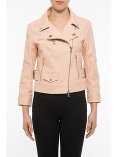 DROME Leather Jacket. #drome #cloth #coats-jackets