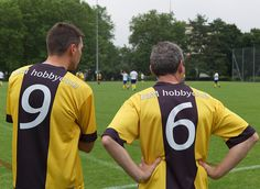 On July 4th 2012 the IBM Research - Zurich Hobbyclub Football team took on Google and won 6 - 1.