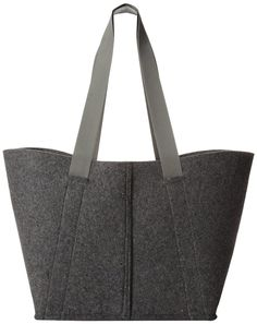 Amazon.com: Ibex Outdoor Clothing Reclaimed Wool Felt Tote Bag, Recycled Grey, One Size: Sports & Outdoors