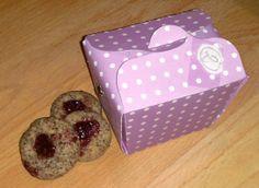 Geschenk 2. Advent * Nadine von my-sweet-bakery an Helen von Helens Art of cooking * Mohnplätzchen mit Marmelade