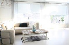 På en Hvit sky: DIY - Sofabord (redesigned)