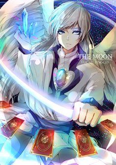 F: Yue (Cardcaptor Sakura) by Pinochi.deviantart.com on @DeviantArt