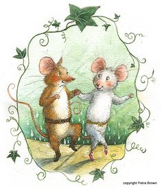Portfolio - Petra Brown, Children's Book Illustrato                           PORTRABROWN, AN ILLUSTRATOR--- THIS FROM HER PORTFOLIO   r
