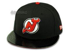 "New Jersey Devils Jordan XI ""72-10"" 59Fifty Fitted Baseball Cap by NEW ERA x NHL"