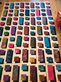 Shadow Box Quilt Pattern Mountainpeek Free Quilt Pattern