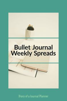 Need some inspiration for your next bullet journal weekly spread? Find everything you need to have in your weekly layout and bujo weekly spread ideas. Bullet Journal Tracker, Bullet Journal Hacks, Bullet Journal Printables, Bullet Journal Themes, Bullet Journal Layout, Bullet Journal Inspiration, Bullet Journals, Bullet Journal For Beginners, Bullet Journal How To Start A