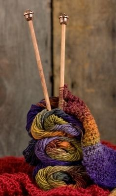 insert Knitting Needles, Artisan, Indian, Usa, Loom Knit, Woodwind Instrument, Craftsman