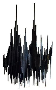 ESTRUCTURA Medidas: 137 x 79 x 45 cm Año: 2010 Lía Bermúdez