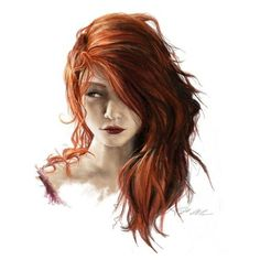 Redheads ❤ liked on Polyvore featuring doll heads, people, dolls, faces and backgrounds