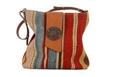 Hobo Bag  Shoulder Bag  Women Shopping Bag  by TheOrientBazaar