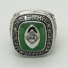 Green Bay Packers Championship Ring 1996 Replica Super Bowl Football Rings Antique Jewelry USA Men Fan Gift Gold Plated BJ250#replica super bowl rings