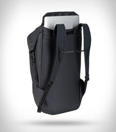RYU (an acronym for Respect Your Universe) is a new Vancouver-based brand that specialises in technical apparel for the urban athlete. Their minimalist Locker Pack is designed to work as your gym locker, a stylish urban backpack that makes it e