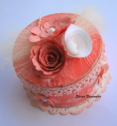 Trinket box for Mum! | Unruly PaperArts
