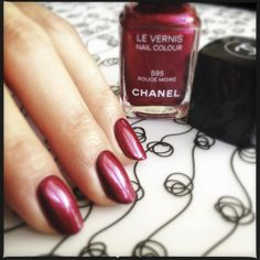 61 Best Chanel Polish Swatches Images In 2019 Nail Nail Nail Polishes Red