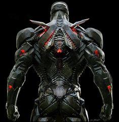 Robot Concept Art, Armor Concept, Combat Suit, Character Art, Character Design, Futuristic Armour, Sci Fi Armor, Suit Of Armor, Robot Design