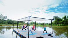 Museflower Retreat & Spa Yoga Retreats in Chiang Rai, Thailand