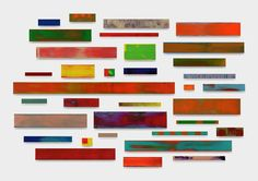 Pedro Calapez Colour Field, Portugal, Museum, Abstract, Gallery, Artist, Painting, Color, Pintura