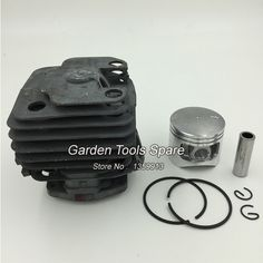 High quality  gasoline Chainsaw  parts cylinder kits