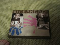 DIY Father's Day Gift For Grandpas