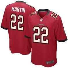 5fa8d9265b NFL Nike Doug Martin Tampa Bay Buccaneers 2012 NFL Draft Game Jersey