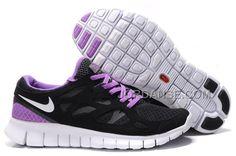 NIKE FREE RUN 2 BLACK PURPLE FOR SALE, Only$78.00 , Free Shipping! http://www.jordanse.com/nike-free-run-2-black-purple-for-sale.html