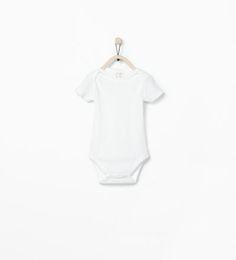 Afbeelding 2 van Basic rompertje 2-pak van Zara