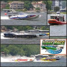 Ready For a Race? Want a Great Seat? Lake Race 2016!  One of the best and largest annual events at Lake of the Ozarks.  Grab your friends and a cooler and hop aboard the Playin Hooky Boat to see the thunder and excitement of these top performance boats. Departs from Millstone Harbor at noon. Restroom on board and coolers are welcome! Book now online .  Things to Do at the Lake of the Ozarks #Lake #Ozarks #Missouri #Vacation #Travel