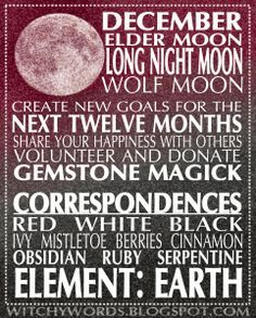images of the december full moon - Google Search