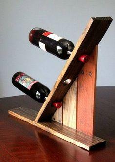 Il porta bottiglie da tavolo