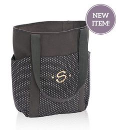 283695c7a275 Defect Thirty one go to Tote utility shoulder bag 31 gift City swiss dot  B606 #