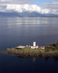 Five Finger Islands Lighthouse, Alaska
