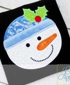 """Search Results for """"snowman"""" – Creative Appliques"""