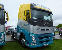 Duynie are the latest addition to the LS site following them giving us permission at Truckfest