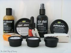 Recycling your Lush packaging