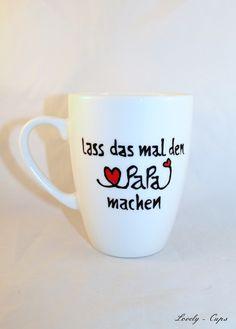 ♥Papa Tasse♥ Geschenk für Papa♥ Tasse mit Papa Spruch♥  Tasse für PAPA dein Tassen Geschenk für Papa nicht nur zum Vatertag: Tasse mit Spruch, die individuelle Tasse als dein Geschenk für Deinen...
