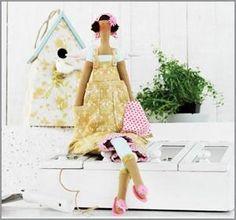 Tilda Doll Kit - Kitchengarden Angel