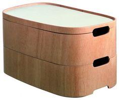 Hold It Behälter Set bauhaus-look-frischhaltedosen