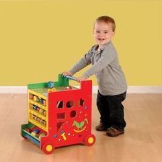 8 in 1 Activity Learning Cart in Holiday 2012 from CP Toys on shop.CatalogSpree.com, my personal digital mall.