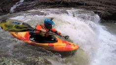 Fast Water Kayaking on Bear Creek | Outside Television