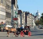 Montreal.  The most European of North American towns.  Gotta have a hunt.