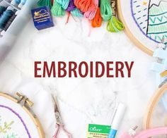 This instructable will teach you the very basics of hand embroidery. Learning to embroider is not as tough as you might think! With a bit of practice, you'll get it...