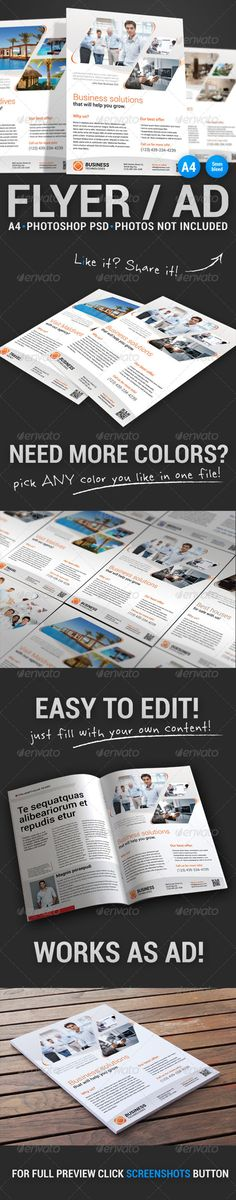 Corporate Flyer 20 | Get this template on